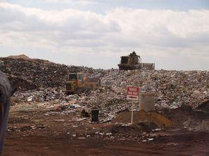 Council plays dumb over dump location