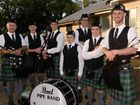 Pipe band is all set to inspire with sounds of Scotland