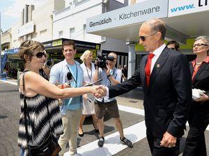 Vladimir Putin in Ipswich