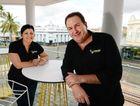 Karl and Georgina Schamburg are planning big renovations at The Giddy Goat