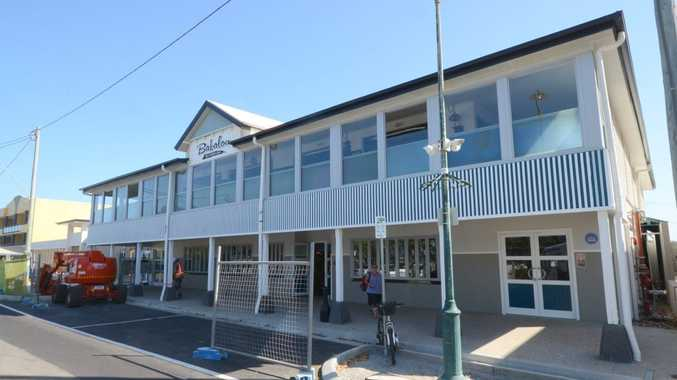 Kingscliff Beach Hotel, currently undergoing a refurbishment, will reopen on November 22.