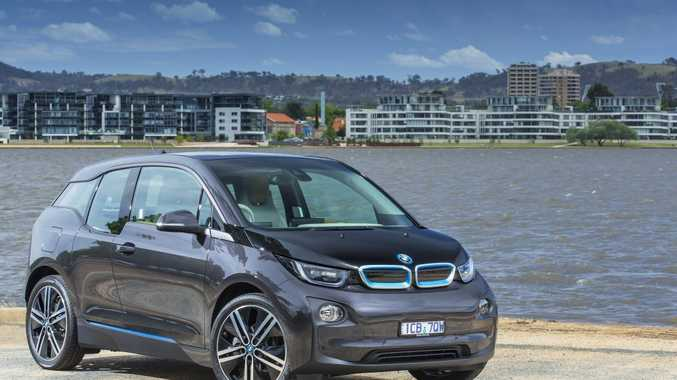 The new BMW i3 has just been officially launched in Australia.