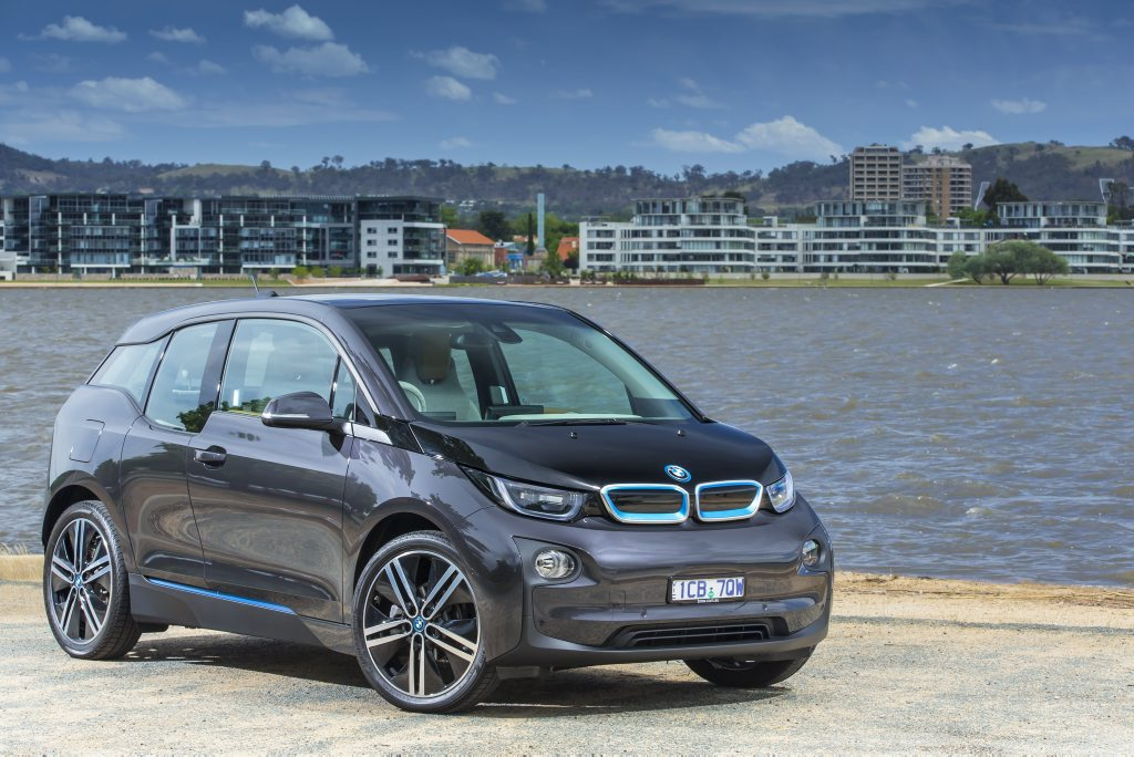 SIGNIFICANT: BMW's electric i3 showed the future is here now...and it won us over.