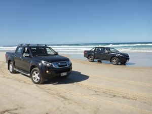 2014 Isuzu D-Max dual cab road test | Ute looking for work