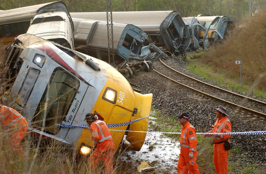 Tilt Train crash remembered: lessons learned 10 years on | News Mail