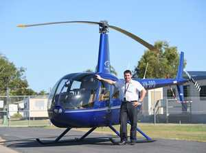 Bellvista gets a break from helicopter noise