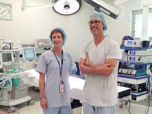 Orthopaedic trauma patients benefit
