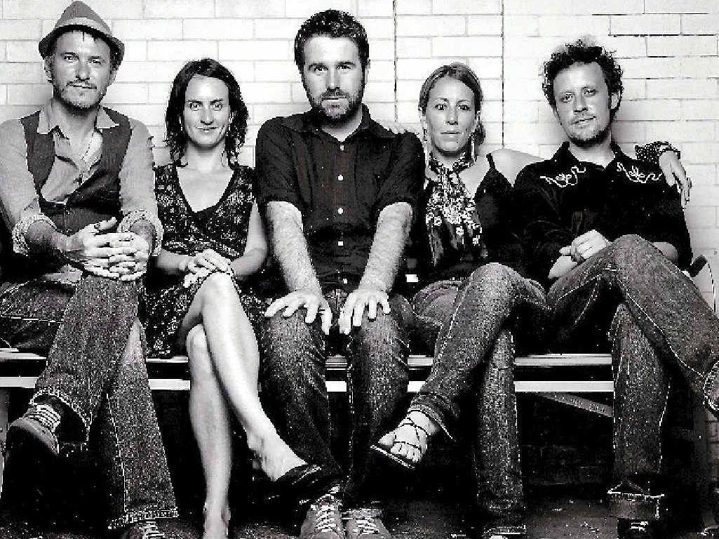 MUSIC REUNITES: The Waifs will hit Rockhampton on December 10.