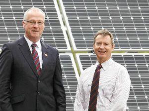 Council reapplies for solar farm funding