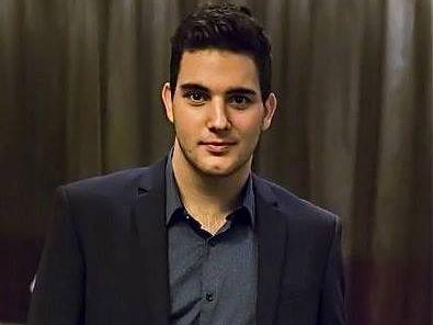 Australia's Got Talent finalist Rhys Tolhurst.