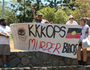 G20: Rally against Aboriginal deaths in custody
