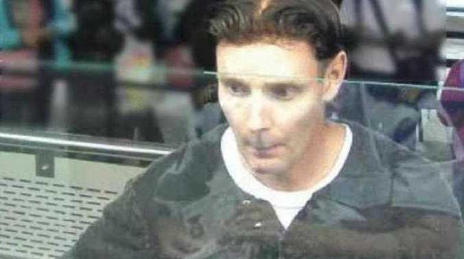 A handout photograph made available by New Zealand Police on 12 November 2014 showing Phillip Smith at Auckland Airport, New Zealand on 06 November 2014.Reports on 12 November 2014 state that Phillip John Smith has been captured in Brazil and is being held in custody.