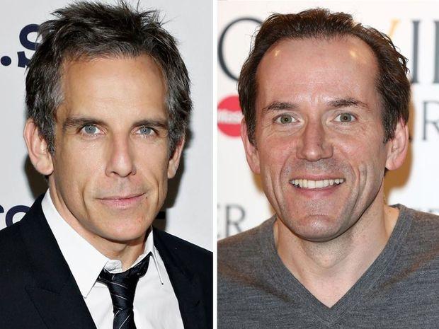 Ben Stiller and Ben Miller
