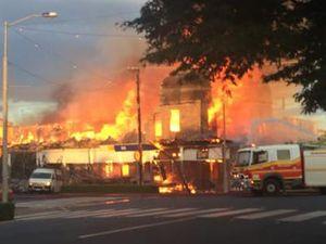 Roma Royal Hotel Burns