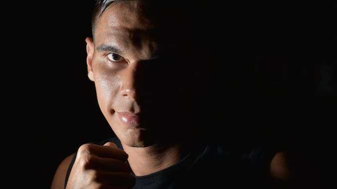 Boxer Jeremy Dodds. Photo: Brett Wortman / Sunshine Coast Daily