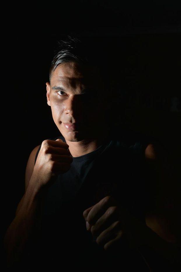 Image for sale: Boxer Jeremy Dodds. Photo: Brett Wortman / Sunshine Coast Daily