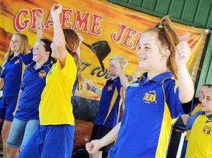 School celebrates special centenary milestone
