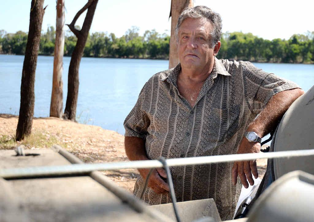 FISHING FIBS: Rockhampton commercial fisherman Dave Swindells sets the record straight on fishing laws.