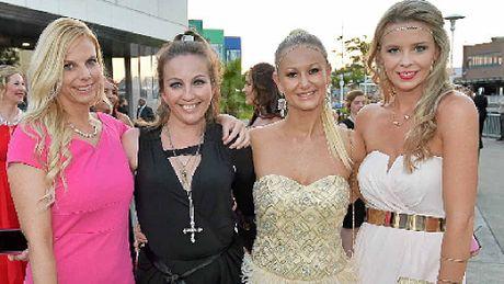 Jo Christiaans, Rachael Moore, Shannon Lindsay and Abigail Jayne.