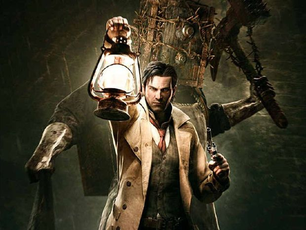 BLOWN AWAY: The Evil Within toys with the conventions of zombie shooter games.