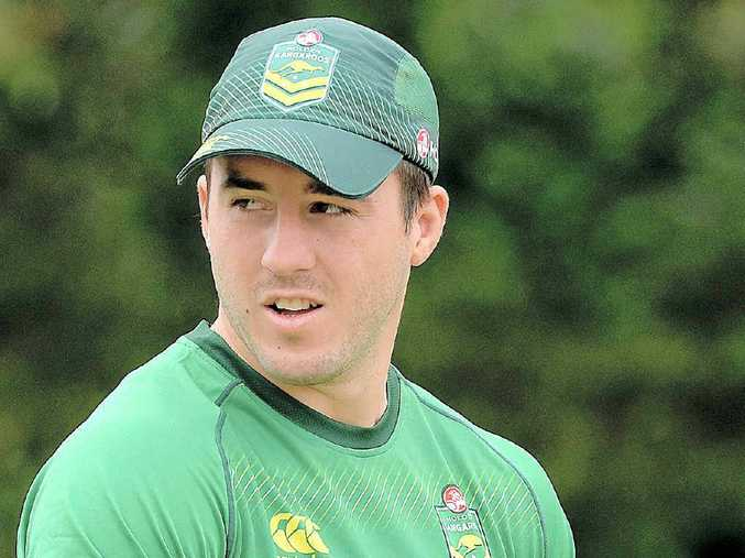 ONE FOR THE FUTURE: Brett Kenny says Ben Hunt could rival Cooper Cronk at halfback.