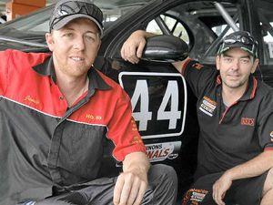Hometown title success at raceway