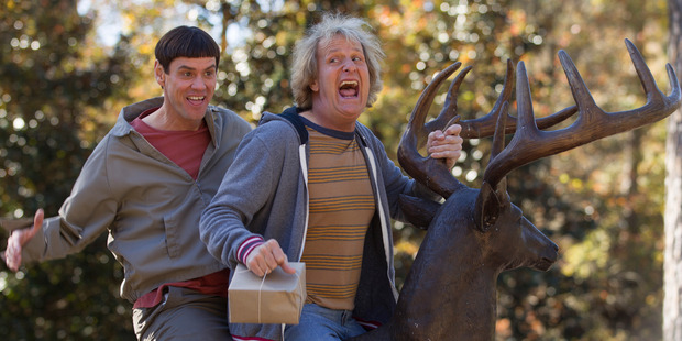Critics are calling Dumb and Dumber To one of the worst films of 2014.