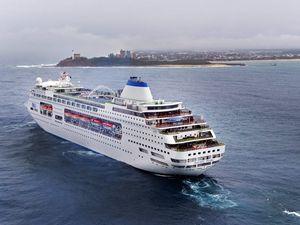 Turbulent waters for Sunshine Coast cruise ship comeback