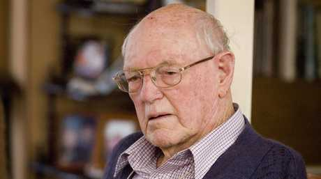 Toowoomba Rat of Tobruk Don Reaves recalls his Second World War service during an interview in 2010.