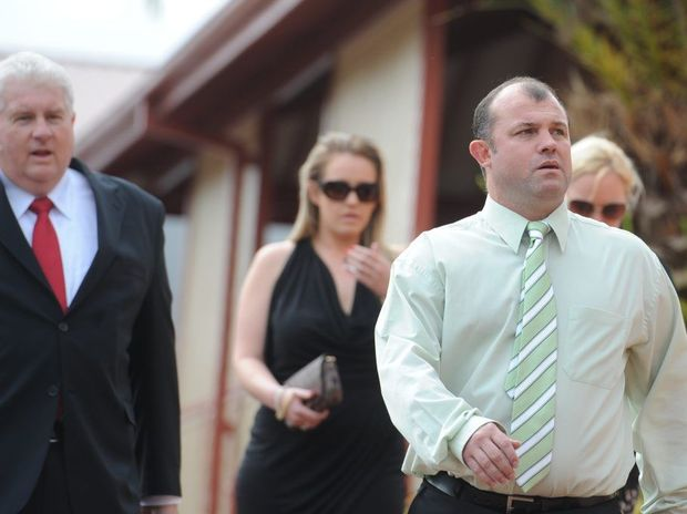 Craig Field has been found guilty of manslaughter over the death of Kelvin Kane at Kingscliff at 2012.