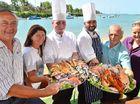 Gladstone mud crabs on menu as festival returns