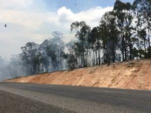 Eureka bushfire