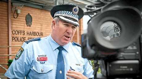 Detective Inspector Darren Jameson
