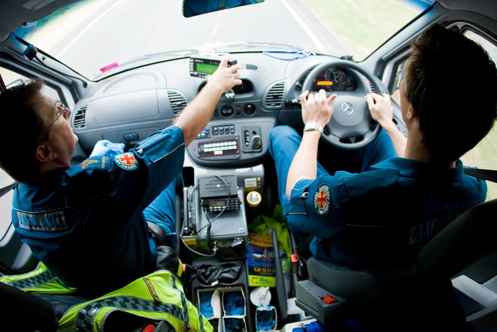 Reviewed safety procedures rolled out to paramedics in the wake of a series of attacks have been so far well-received, according to their union.