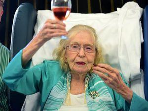 Oldest Sunshine Coast woman Monica Guy dies at 108
