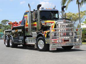 Mullumbimby Truck Show 2014