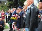 Coffs Harbour Rememberance Day. November 11, 2014 Photo: Leigh Jensen / The Coffs Coast Advocate