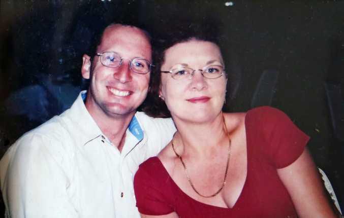 Warren and Lynette Jones. Photo: Nolan Verheij-Full / Tweed Daily News
