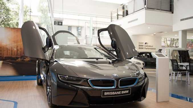Revolutionary Bmw I8 A Window To Sports Cars Of The Future Coffs