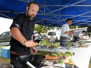 Foodie Fest off to a flying start