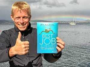 Best Job Ben tells dream story in new book