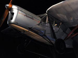 The battle for Bert Hinkler's last plane
