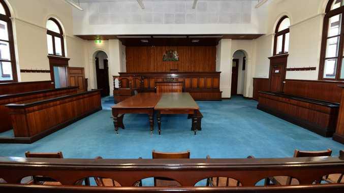The old Rockhampton Supreme Court. Photo: Chris Ison / The Morning Bulletin