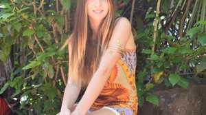 FILM MAKER: Mullumbimby's Megan Donnelly is performing at the Mullum Music Festival and in the running for a BUFTA Photo Christian Morrow / Byron Shire News