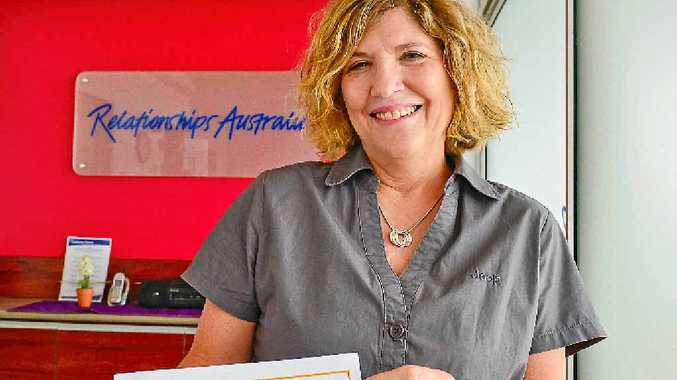 IT CAN WORK: Alexandria King-Von Kirschner from Relationships Australia in Gladstone will present a tailored guide for families living the Fly-In, Fly-Out lifestyle.