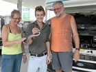 Python hitches a ride with Dutch tourists