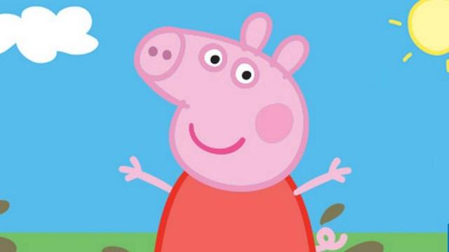 Peppa Pig makes sun protection fun