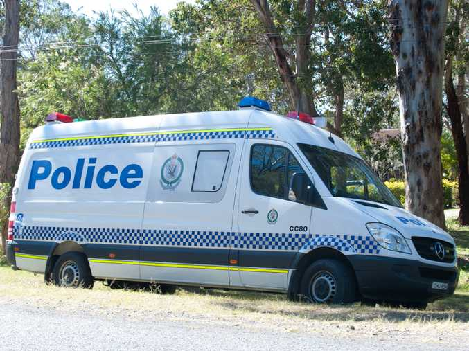 Detectives are investigating an incident at Sandy Beach following reports a child was approached by three men.