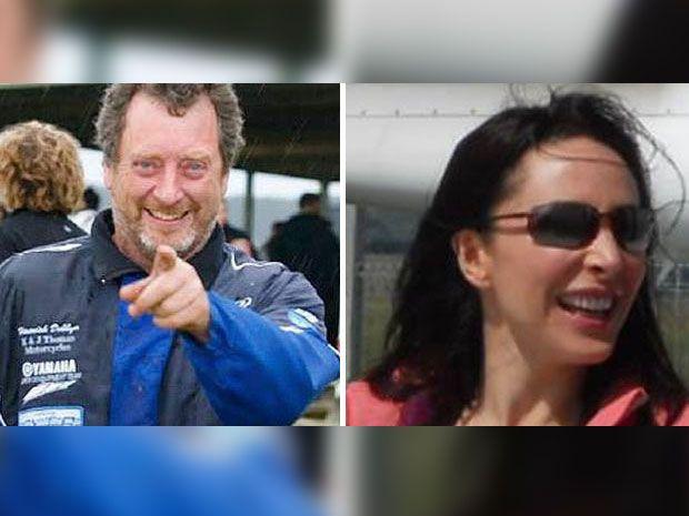 Paul Bennett & Simone Wright