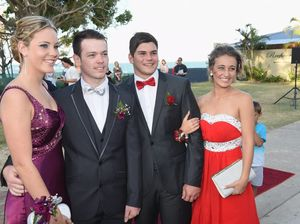 Hervey Bay High School formal 2014